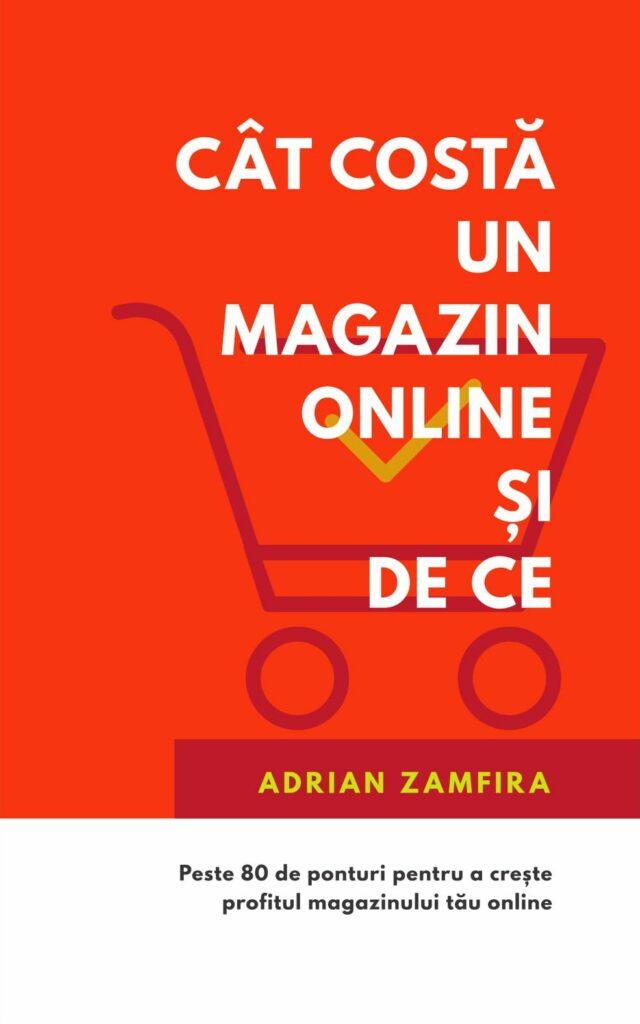 Coperta 1 - Cartea Cat costa un magazin online si de ce
